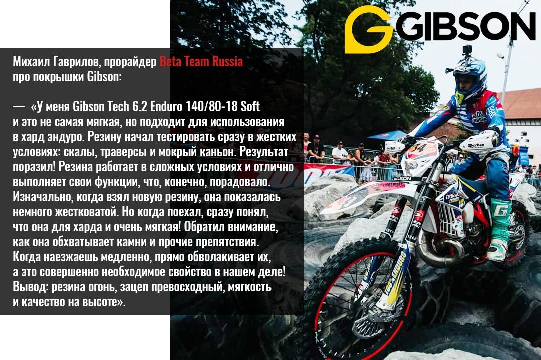 Михаил Гаврилов, прорайдер Beta Team Russia